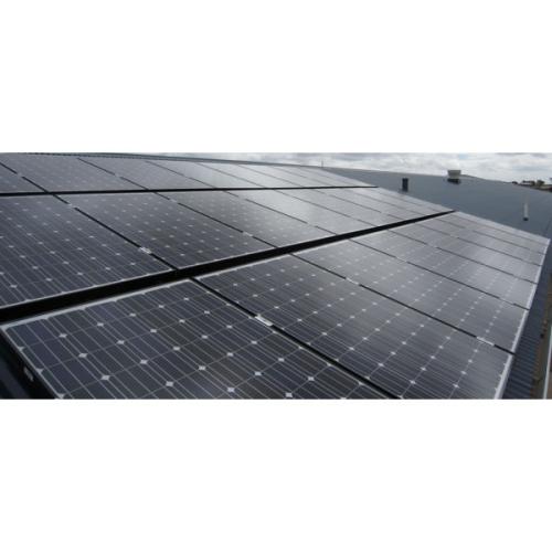 10 kw Güneş Panelli Sistem