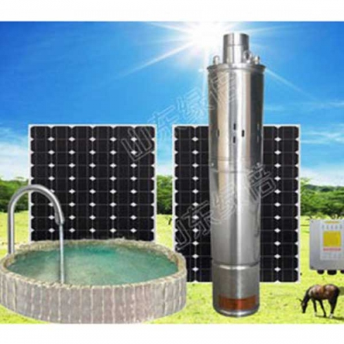 4 HP (3 kW) Dalgıç Pompa Sistemi (18 Panelli)